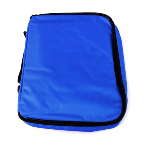 Trading Pin Bag Blue