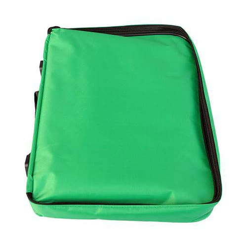 Trading Pin Bag Green