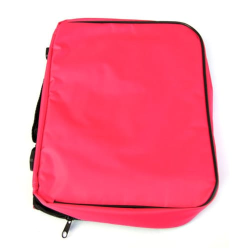 Trading Pin Bag Hot Pink
