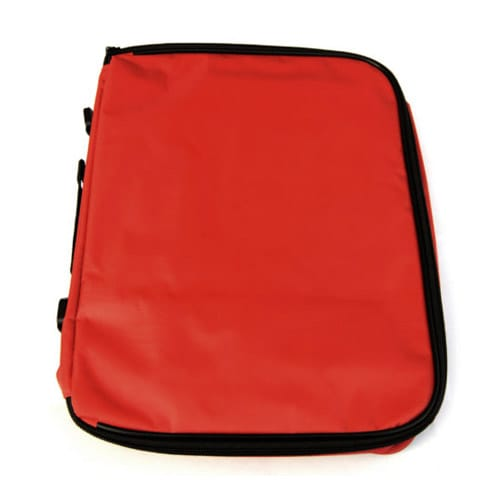Trading Pin Bag Red