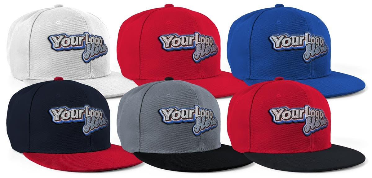 Custom Rally Hats