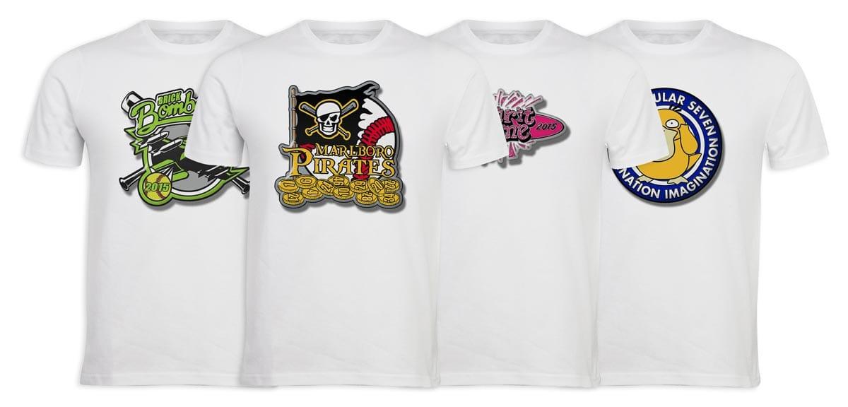 Custom Rally Shirts